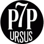 Początkowe logo zakładów Ursus