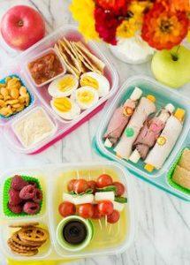 lunch-box dla dziecka (źródło:pinterest)