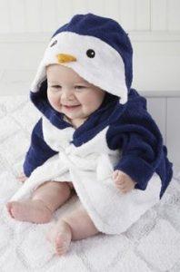 kąpiel niemowlaka (źródło:pinterest)