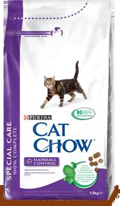 Purina Cat Chow - najlepszy produkt do żywienia kociąt
