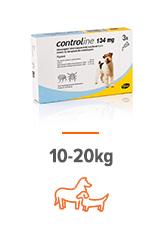 Produkty Controline dla psów