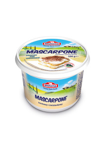 opakowanie mascarpone firmy mlekoma