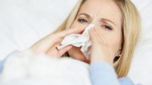 Aleric na swędzenie nosa